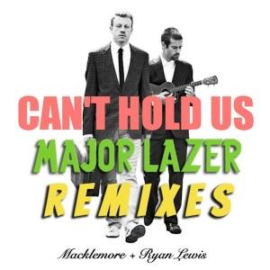 Macklemore & Ryan Lewis vs Major Lazer – Can't Hold Us Remix (ft. Swappi & 1st klase)