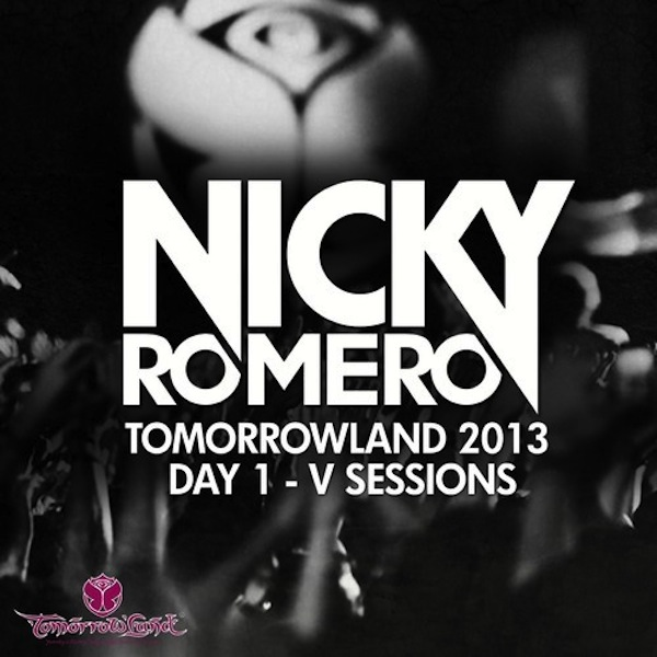 Nicky Romero – Live @ Tomorrowland 2013 (Belgium) – 27.07.2013