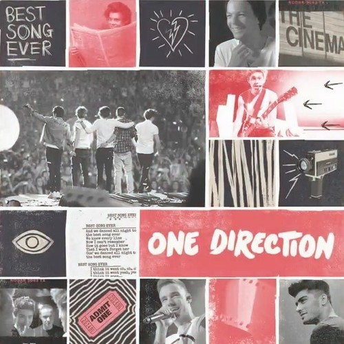 One Direction - Best Song Ever (Kat Krazy Remix)