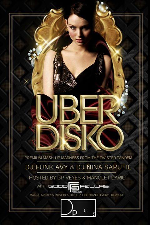 Uber Disko
