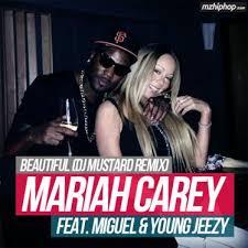 Beautiful- Mariah Carey ft Young Jeezy Miguel (DJ Mustard Remix)