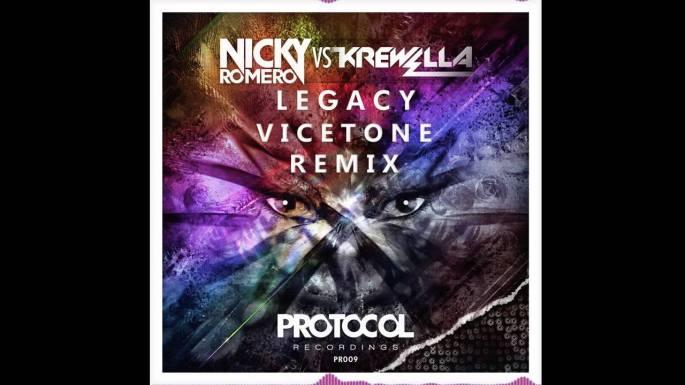 Nicky Romero & Krewella - Legacy (Vicetone Remix)