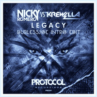Nicky Romero Vs. Krewella - Legacy (Save My Life) (DublessJoe Intro Edit)