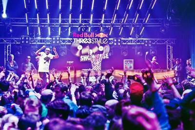 Red Bull Thre3Style