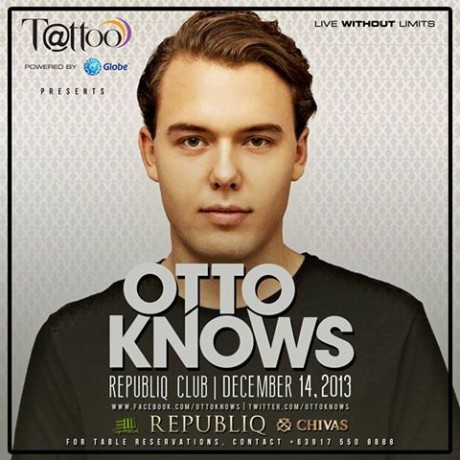Otto Knows: Dec. 14 at Republiq
