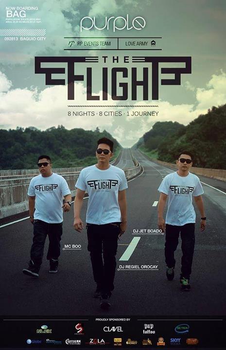 THE FLIGHT Podcast - Episode 2 - Jet Boado