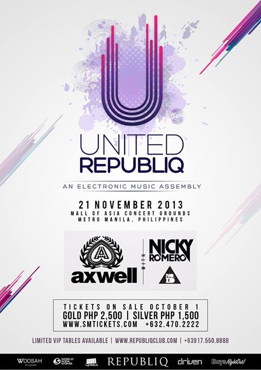 UNITED REPUBLIQ