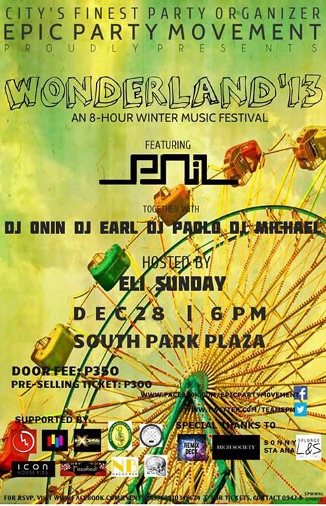 Wonderland 2013