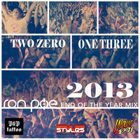 DJ Ron Poe: Two Zero One Three (End Of The Year Mix 2013)