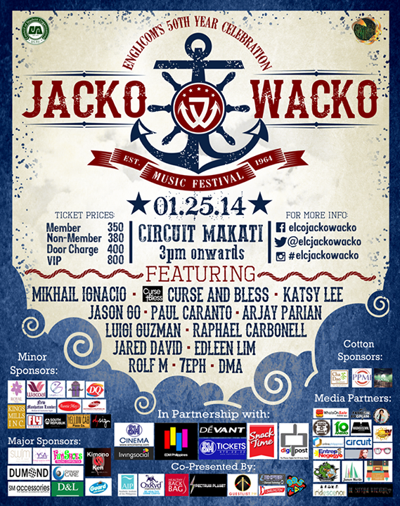 ELC's 50th: Jacko Wacko Music Festival