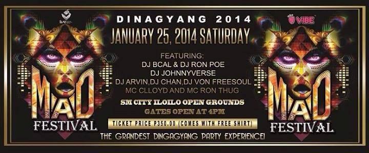 Iloilo Dinagyang 2014