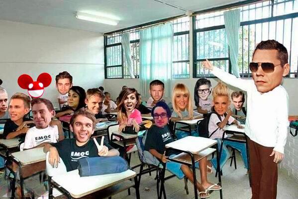 DJ School