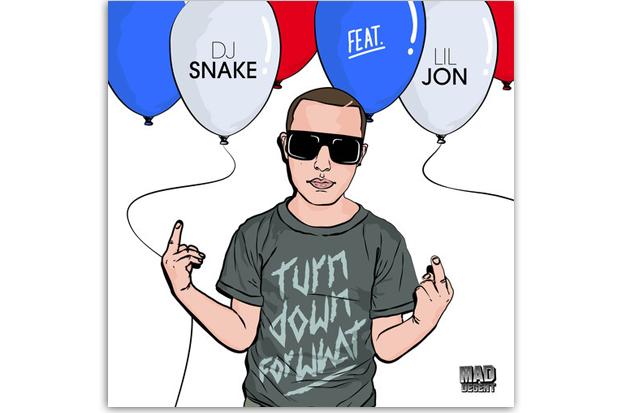 DJ SNAKE FT. LIL JON - TURN DOWN FOR WHAT