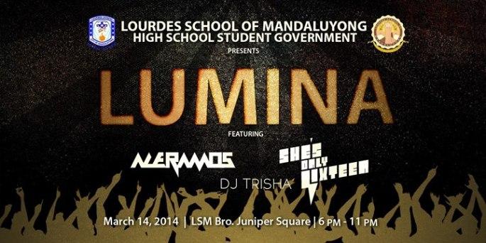 Lumina: Lourdes School of Mandaluyong