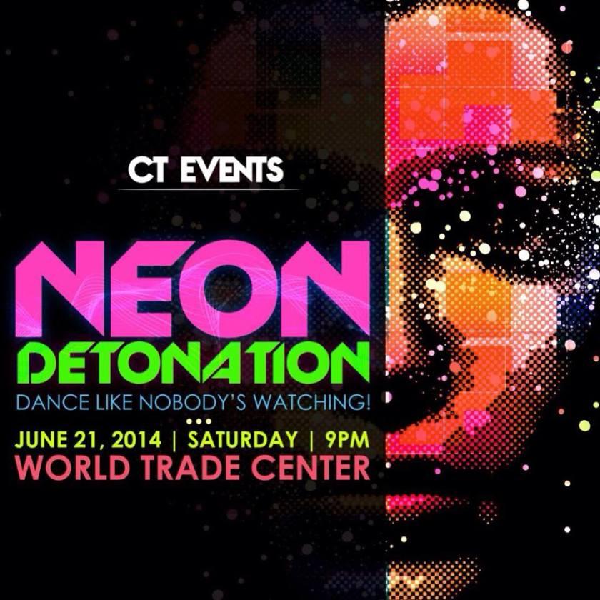 Neon Detonation International Dance Party