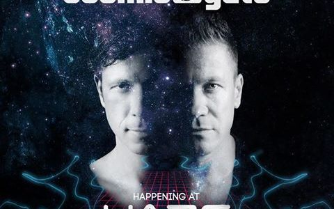 cosmic gate @ haze 2014