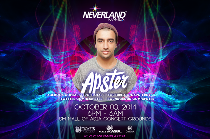 Neveland Manila 2014 Apster
