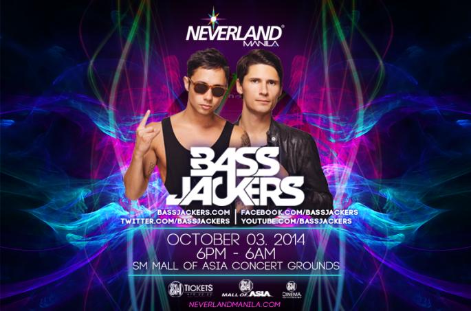 Neveland Manila 2014 Bassjackers