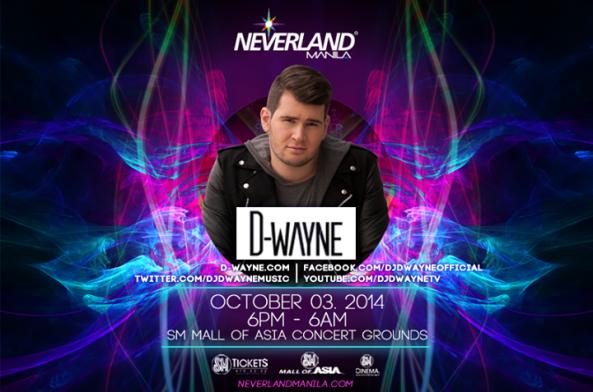 Neveland Manila 2014 D-wayne