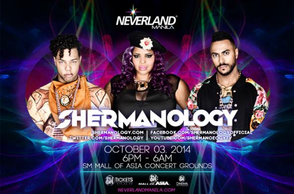 Neveland Manila 2014 Shermanology