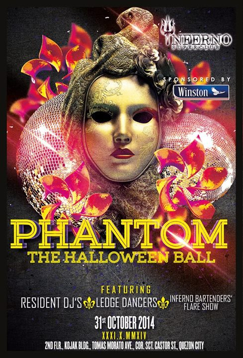 Halloween Party 2014 Philippines