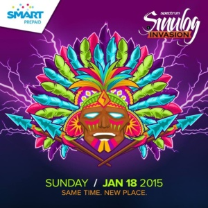 List of events, music festivals and gigs of Sinulog Festival in Cebu City.