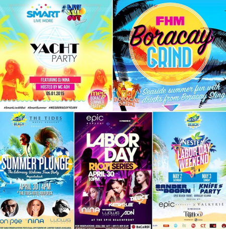 Laboracay 2015 | Boracay Philippines 2015