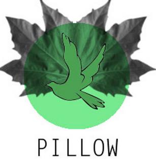 5p0ly x Pillow - Liquid Dreams