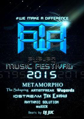 PUP-Pq Music Festival