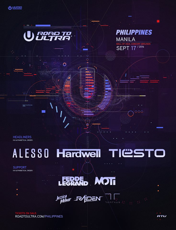 Road to Ultra Philippines 2016