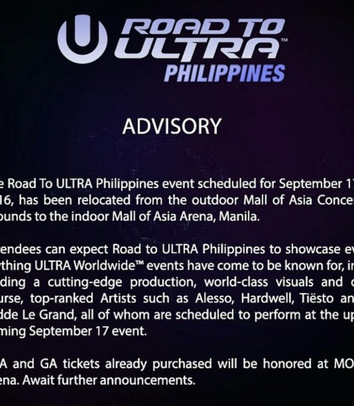 Road to Ultra Philippines: Ultra Music Festival 2016