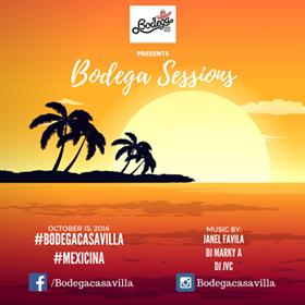 DJ JVC GIG: Bodega Casa Villa | 10.15.2016 | Marikina City