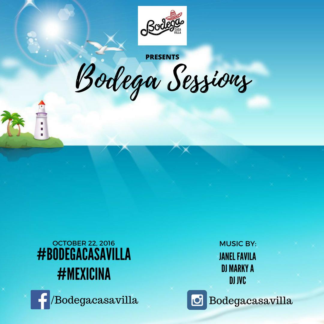 DJ JVC GIG: Bodega Casa Villa | 10.22.2016 | Marikina City