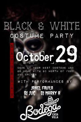 DJ JVC GIG: Bodega Casa Villa | 10.29.2016 | Marikina City