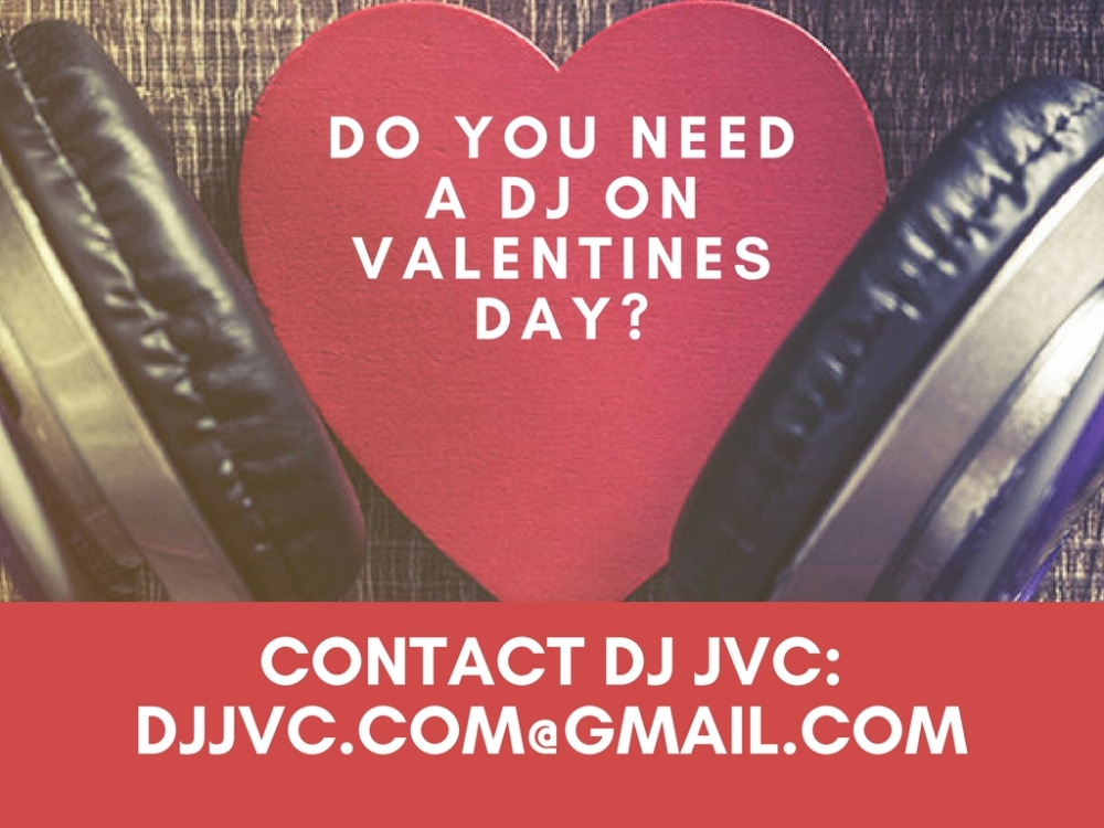 Do you need a DJ on Valentines Day 2017? Contact DJ JVC | Manila Philippines