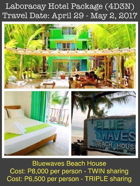 Blue Waves Beach House