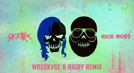 Skrillex & Rick Ross - Purple Lamborghini (Wreckvge & Rigby Remix)