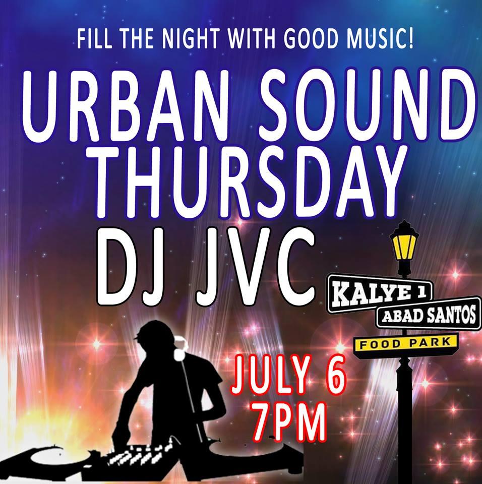DJ JVC GIG: Kalye 1 Abad Santos Food Park Page | 7.6.17 | San Juan City