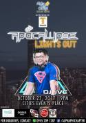 DJ JVC GIG PHOTOS: APOCALYPSE   Alpha Phi Omega   DJ JVC, DJ Chum and DJ K.Woo   CITIES PLACE EVENTS, Quezon City.   October 27, 2017
