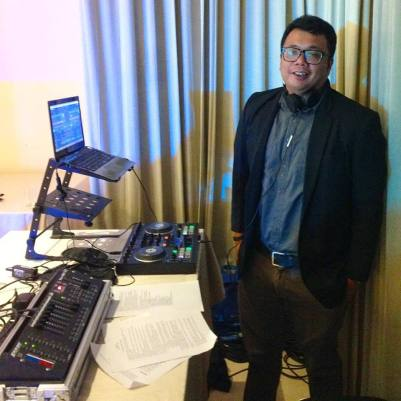 DJ JVC GIG: Wedding Gig | 1.1.2018 | City Garden Hotel Makati