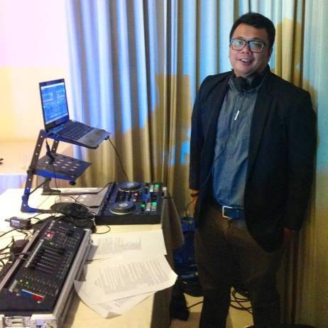 DJ JVC GIG: Wedding Gig   1.1.2018   City Garden Hotel Makati
