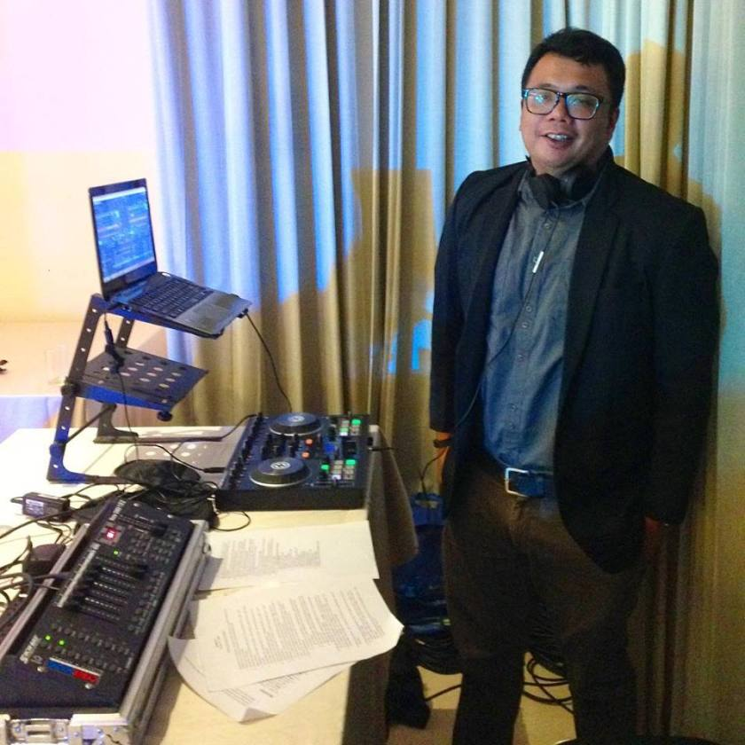DJ JVC GIG: Wedding Gig | 1.1.2018 | City Garden Hotel Makati