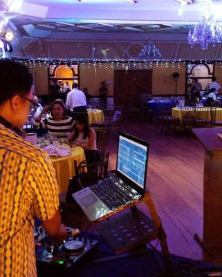 DJ JVC GIG: APO EPSILON 56th Anniversary | 3.2.2018 | Club Filipino, San Juan City
