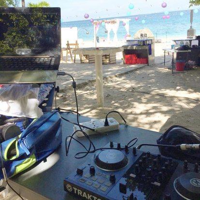 DJ JVC GIG: Wedding Gig | 6.19.2018 | Batangas