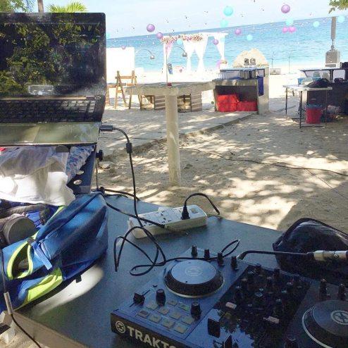 DJ JVC GIG: Wedding Gig   6.19.2018   Batangas