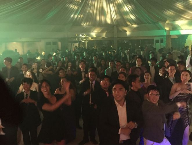 dj jvc gig graduation party 6 21 2018 up engineering diliman